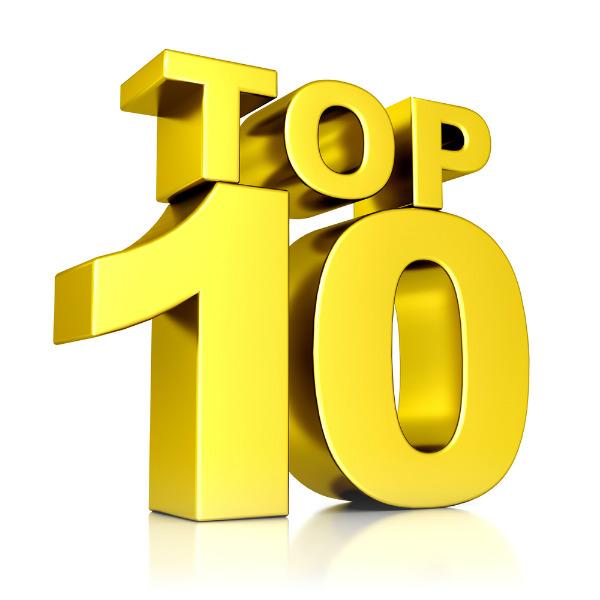 top 10 web-stranica