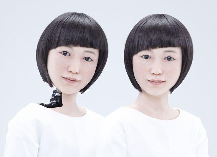 robotkinja