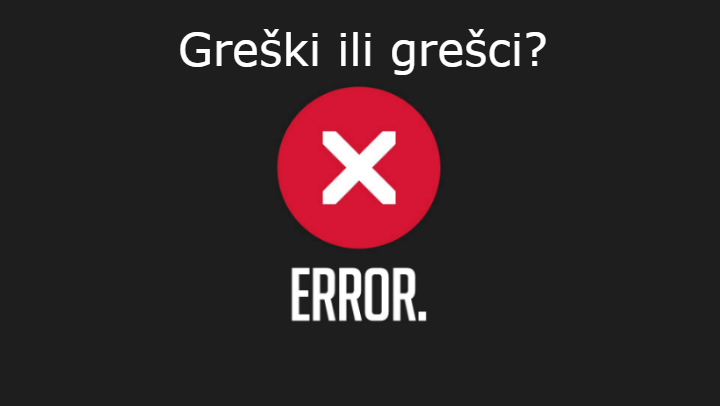 greški ili grešci