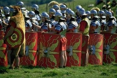 rimska vojska