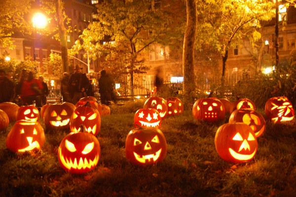 Halloween Hrvatska slika