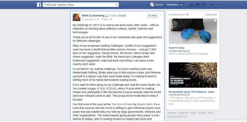 Zuckerberg slika